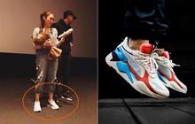 Giày đôi của Mỹ Tâm - Mai Tài Phến không phải là Yeezy hay Dsquared2 đắt đỏ mà lại là hàng bình dân ai cũng có thể mua này
