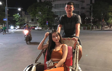 Dân mạng đã tìm ra info cô gái có body nóng bỏng được cho là bạn gái của tuyển thủ Việt Nam Huỳnh Tấn Sinh