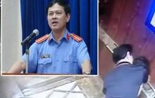 Ông Nguyễn Hữu Linh chỉ thừa nhận ôm hôn bé gái 3 lần, không dâm ô