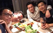 """Vừa ly hôn vợ đã tổ chức tiệc độc thân ăn mừng, Việt Anh hứng """"gạch đá"""" dữ dội từ netizen"""