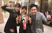 """Vợ chồng Trần Thành - Hari Won hớn hở đón """"báu vật Hàn Quốc"""" Kim So Hyang đến Việt Nam"""