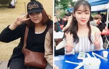 Từ 94kg xuống 50kg, cô bạn người Hàn có màn lột xác ngoạn mục khiến ai cũng phải ngỡ ngàng
