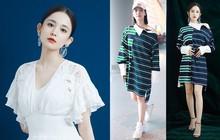 Cùng là váy hiệu 25 triệu mà Victoria Song như mặc đồ Taobao, Cổ Lực Na Trát lại đẳng cấp khác một trời một vực