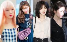 Taeyeon gây choáng với nhan sắc đỉnh đến mức lấn át cả nữ thần Suzy, Irene đẹp bất chấp bên Red Velvet tại sân bay