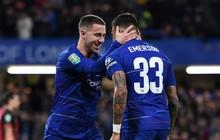 Khoảnh khắc nhói lòng: Cầu thủ Chelsea tiết lộ câu nói cuối cùng của ngôi sao Eden Hazard với đồng đội