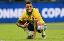Có đội bóng nào đen đủi hơn tuyển Brazil hôm nay: 3 lần đưa bóng vào lưới đối thủ nhưng không lần nào được công nhận