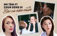 """Mỹ Tâm và """"mợ chảnh"""" Chun Song Yi: Hai chị đẹp thích """"nặn mụn"""", yêu trai trẻ và đáp trả tin hẹn hò siêu gắt"""