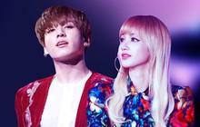 Trời ơi tin nổi không: Cặp đôi Jungkook (BTS) và Lisa (BLACKPINK) được đề cử hẳn trong lễ trao giải quốc tế