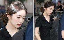 Irene là minh chứng cho thấy kỹ nghệ makeup Hàn rất đỉnh: đánh nền dày cộp che nốt ruồi mà vẫn siêu tự nhiên