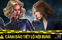 Một cảnh trong Black Widow bị lộ trên mạng, fan đặt giả thuyết có 2 Goá Phụ Áo Đen?