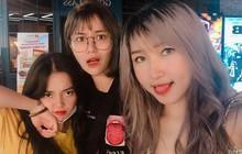 """Khi gái xinh """"làng"""" stream tụ tập: Một góc chụp 3 cái ảnh, chia nhau ra đăng cho đúng tiêu chí Instagram ai người nấy đẹp"""