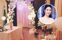 Chỉ vì một bức ảnh, Hoa hậu Ngọc Hân lập tức bị nghi đã bí mật tổ chức tiệc đính hôn