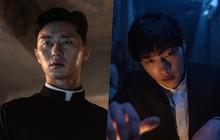 Sau màn cameo bị gọi hồn ầm ĩ trong Kí Sinh Trùng, Park Seo Joon làm mục sư điển trai 6 múi nhất màn ảnh Hàn