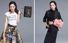 Mặc tin đồn bủa vây, Dương Mịch vẫn là sao Trung đầu tiên được Versace chọn làm gương mặt đại diện