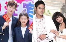 """Cặp đôi """"xuyên không"""" như đi chợ Lương Khiết và Hình Chiêu Lâm nên duyên, xứ Trung lại bày trò """"ăn vạ"""" remake?"""