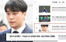 """Báo Hàn đưa tin """"Seungri cuối cùng đã chiến thắng"""" và dân tình đang náo loạn, chuyện gì đây?"""