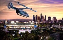 """HOT: Du khách sẽ được di chuyển trong thủ đô Paris bằng """"taxi bay"""" vào năm 2024"""