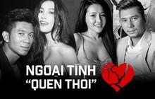 """Lương Bằng Quang đúng là """"ngựa quen đường cũ"""", các bạn gái từ Yaya Trương Nhi đến Ngân 98 đều tố lý do chia tay là ngoại tình"""
