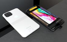 """Ngắm concept iPhone 11 Pro nóng hổi hấp dẫn: Camera selfie """"thò thụt"""" độc đáo, 4 camera sau hình vuông"""