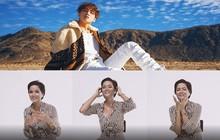 """Cùng nghe Hoa hậu H'Hen Niê hát 1 câu đầu tiên từ """"Hãy trao cho anh"""" trong clip reaction cực """"nhắng nhít""""!"""