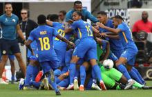 Hòa nghẹt thở đội từng dự World Cup bằng kết quả giống với Việt Nam, Curacao lập nên thành tích chưa từng có trong lịch sử
