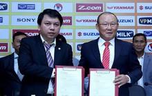VFF có buổi đàm phán đầu tiên về việc gia hạn hợp đồng với HLV Park Hang-seo