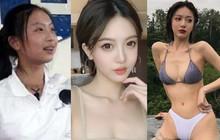 """Màn dao kéo gây sốc Weibo: Bạn gái cũ """"Phó Hằng"""" 1 thời đen nhẻm giờ body chuẩn đến minh tinh hạng A cũng phải ghen tị"""