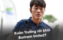 Nóng: Buriram United chấm dứt hợp đồng với Lương Xuân Trường