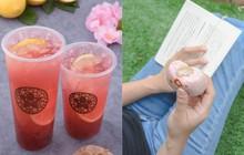 Nếm hương vị Nhật Bản thơ mộng với các món ăn làm từ hoa sakura ngay tại Sài Gòn