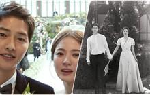 """Những lời tiên đoán """"không trượt phát nào"""" về cặp đôi Song Joong Ki - Song Hye Kyo từ 2 năm trước"""