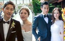 Điểm chung bất ngờ giữa 3 vụ ly hôn nổi tiếng showbiz châu Á: Song Joong Ki - Song Hye Kyo; Dương Mịch - Lưu Khải Uy và Trương Bá Chi - Tạ Đình Phong