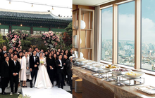 Nhìn lại siêu đám cưới ở khách sạn The Shilla sang chảnh bậc nhất Seoul này mà giờ càng thêm xót xa khi Song Joong Ki đệ đơn ly dị Song Hye Kyo