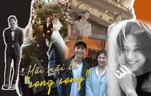 Đi cả thế giới cùng nhau, nhưng sau mọi chuyện Song Joong Ki - Song Hye Kyo lại chẳng thể nắm tay người kia đến cuối con đường