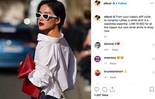 Được Elle UK đem ra làm minh chứng cho việc mặc đẹp, style của Khánh Linh The Face quả không tầm thường