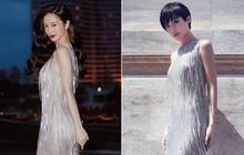 Cùng 1 chiếc đầm: Jun Vũ sở hữu nhan sắc nữ thần nhưng đỉnh cao tinh tế lại là Khánh Linh
