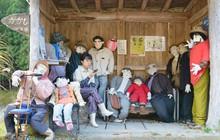 Ghé thăm ngôi làng bù nhìn siêu kỳ lạ ở Nhật Bản, nơi búp bê còn đông hơn con người gấp chục lần