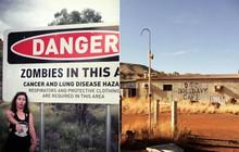 """Góc ngược đời: Bị cảnh báo nhiều lần vì nguy hiểm chết người nhưng du khách vẫn kéo đến """"thị trấn ma"""" ở Úc để... check-in"""
