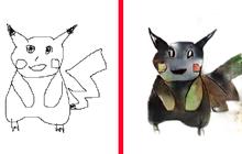 """Trang web """"đục khoét"""" tuổi thơ: Hô biến nhân vật hoạt hình nổi tiếng thành những con thú ác mộng"""