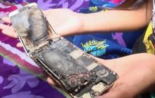 Mỹ: iPhone trên tay bất ngờ bắn lửa tứ tung, bé gái 11 tuổi hoảng sợ ném ngay trước khi bốc cháy