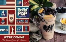 """Thương hiệu Việt """"bành trướng"""" thế giới: trà sữa thương hiệu Việt mở chi nhánh ngay kinh đô điện ảnh Hollywood"""