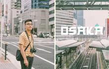Hành trình 4 ngày khám phá Osaka cùng trai đẹp Here We Go 2019: Đừng đi, không là chẳng muốn về đấy!