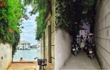 Hẻm hồ Tây ở Hà Nội sau vài ngày gây sốt: Khi ai cũng muốn chill cùng một chỗ, thì đây là kết quả!