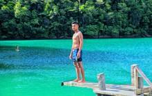 Vượt qua cả Bali và Hawaii, ốc đảo hình giọt nước kỳ lạ ở Philippines được tạp chí Mỹ bình chọn đẹp nhất thế giới