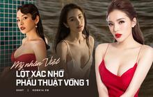 """Loạt minh chứng cho thấy sau nâng ngực, các người đẹp Việt mới thật sự """"lột xác"""" đẹp mê mẩn"""