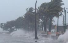 Áp thấp nhiệt đới mạnh lên thành bão Danas với sức gió giật cấp 10, có khả năng mạnh thêm