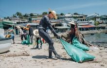 """Cùng chung tay cứu lấy môi trường: Hành tinh này, cần nhiều lắm những bạn trẻ sẵn sàng làm """"người hùng"""" dọn rác"""