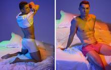 """Hội mê trai đẹp chú ý: Ronaldo vừa tung ra bộ ảnh cực chất, khoe trọn cơ bụng 6 múi cùng body """"chuẩn đét"""""""
