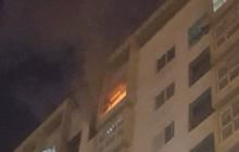 Thắp hương cúng rằm làm cháy chung cư ở Đà Nẵng, nhiều người tháo chạy trong đêm