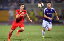 Bộ đôi Xuân Trường - Văn Toàn tái hiện pha bóng tại Asian Cup, giải cứu HAGL vào những giây cuối cùng
