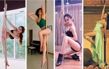 """Hàng loạt sao Việt đã kết thân với bộ môn múa cột nên body ngày càng quyến rũ """"chết người"""""""
